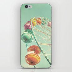 Rainbow Wheel iPhone & iPod Skin