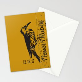 Yellowhammer NoMoore (Gold variation) Stationery Cards
