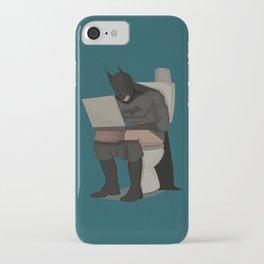 BATROOM iPhone Case