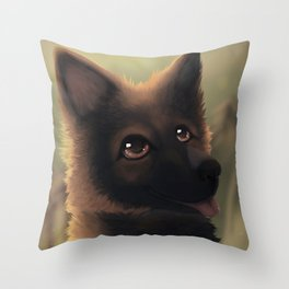 Critter Throw Pillow