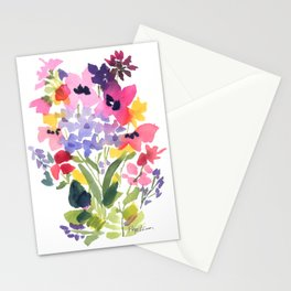 Petite Wildflowers Stationery Cards