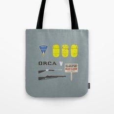 Jaws v2 Tote Bag