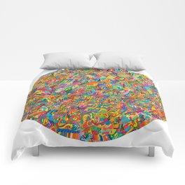 pepperoni Comforters