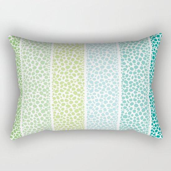 Zen Pebbles Rectangular Pillow