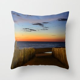 It's Never Too Early Throw Pillow