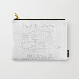 Airstream Art Carry-All Pouch