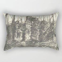 Abandoned 2 Rectangular Pillow