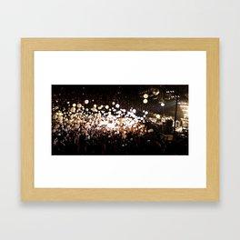 Balloons / LCD Soundsystem Gerahmter Kunstdruck