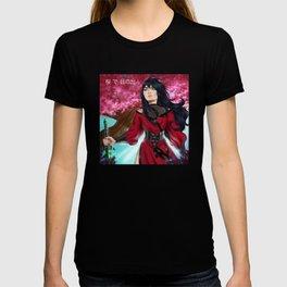 Sakuras at Sunrise T-shirt
