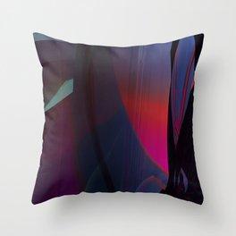 hermetischism Throw Pillow