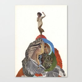 The Dream State Canvas Print