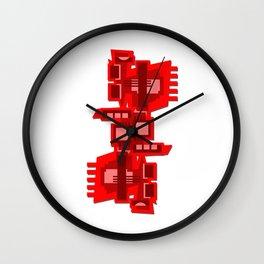 Parallelloverse Wall Clock