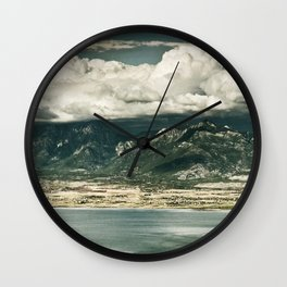 Lakeview Wall Clock