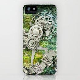 Mechanical Horse I iPhone Case