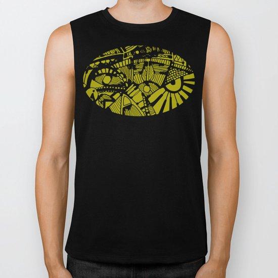 INK#2 Look me in the Eye #Owl Biker Tank