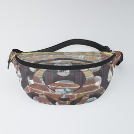 NO WORRIES 01 Fanny Pack