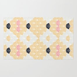 Crooked Letter, Crooked Letter Series - Pattern 5 Rug