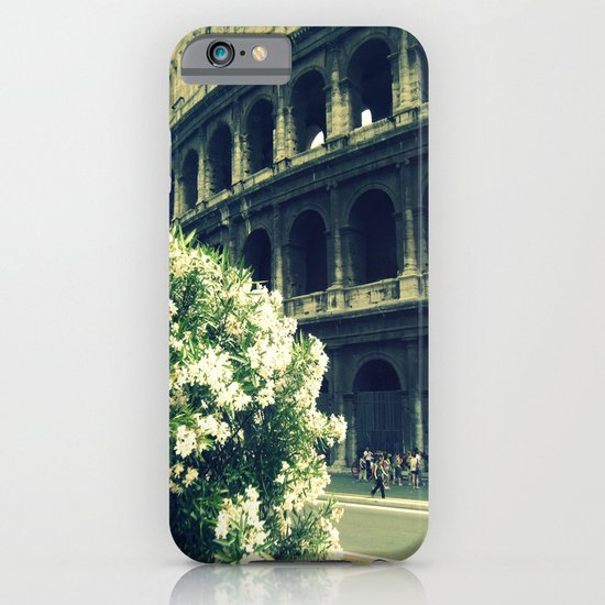 Summer in the Center iPhone & iPod Case