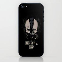 Breaking Bat iPhone Skin