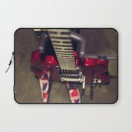 RED GUITAR Laptop Sleeve