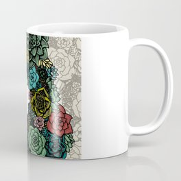 Lady Succulent Coffee Mug