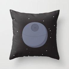 Estrella Muerta... Throw Pillow