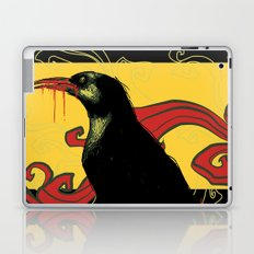 A Crow Left of the Murder Laptop & iPad Skin