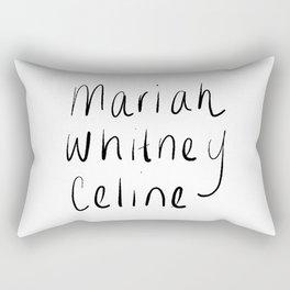 The Greats Rectangular Pillow