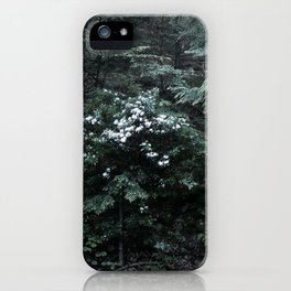 Mountain Laurels iPhone Case