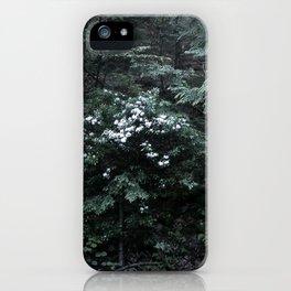 Mountain Laurels iPhone Case