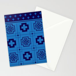 The Directions (Blue) Stationery Cards