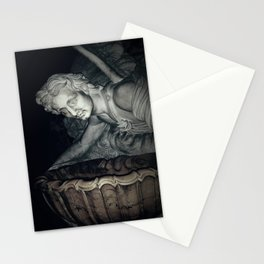 The Angel of GOD Stationery Cards