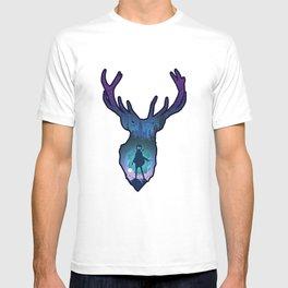 POTTER - PATRONUS ARTISTIC PAINT T-shirt