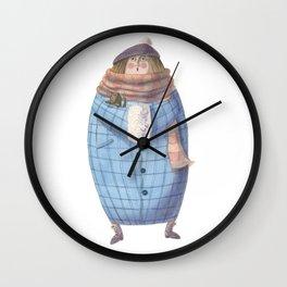 Gloria & Mimi Wall Clock