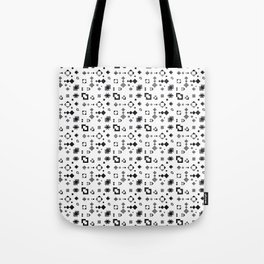 Decomposition in black Tote Bag