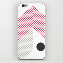 Abstract Composition 02  #society6 #decor #buyart iPhone Skin
