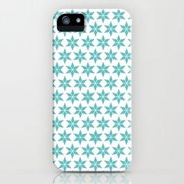 geometric art iPhone Case