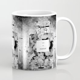 Perfume Black and White Coffee Mug