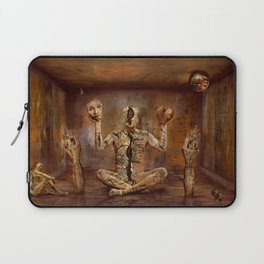 Tiefer Prozess Laptop Sleeve