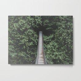 Lynn Valley, Vancouver Metal Print