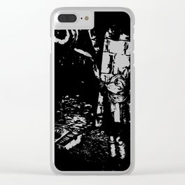 Wishes Come True Clear iPhone Case
