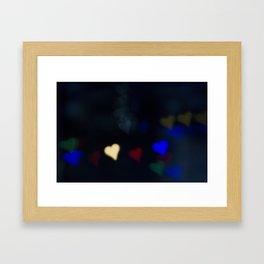 Heart Felt Framed Art Print