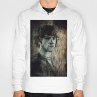 sam winchester Hoodies featuring Sam Winchester by Sirenphotos