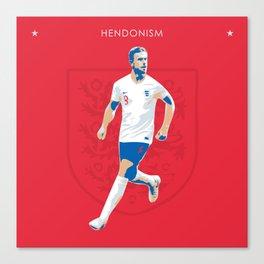 Jordan Henderson - Hendonism Canvas Print