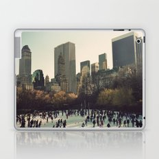 Wollman Rink in Central Park, ca. 1999 Laptop & iPad Skin