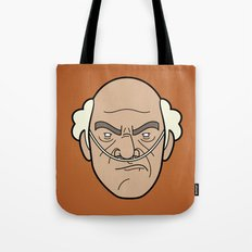 Faces of Breaking Bad: Hector Salamanca Tote Bag
