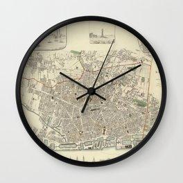Liverpool 1836 Wall Clock