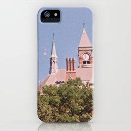 Jefferson Market Library, New York iPhone Case