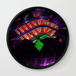 The Spark Wall Clock