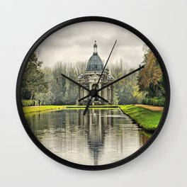 The Pavillion Wrest Park Bedfordshire Wall Clock